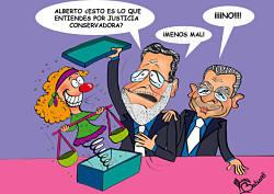 Noticias criminología. Alberto Ruiz-Gallardón y el aborto. Marisol Collazos Soto