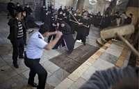 Noticias Criminología. Sacerdotes a escobazos ne Palestina. Marisol Collazos Soto