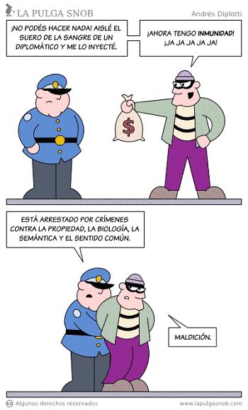 Noticias criminología. Inmunidad sanguínea. Marisol Collazos Soto