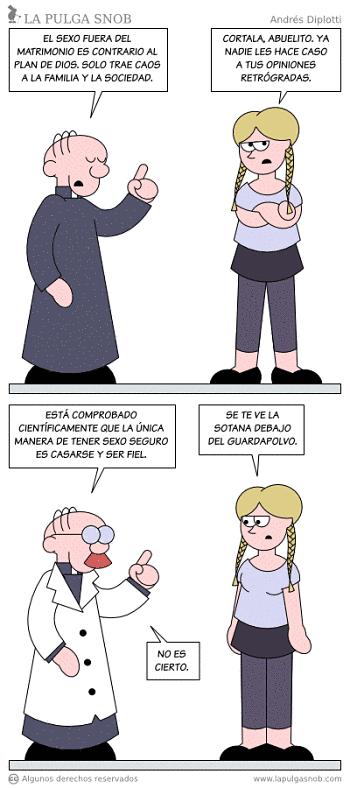 Noticias criminología. Sexo seguro y religión. Marisol Collazos Soto