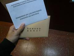 Noticias criminología. Sancionado el acuerdo ilegal de los fabricantes de sobres para las elecciones. Marisol Collazos Soto