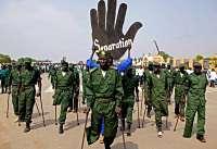 Noticias Criminología. Vioencia en Sudán del Sur. Marisol Collazos Soto