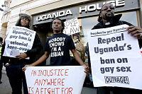 Noticias criminología. Gracias a los cristianos, en Uganda pena de muerte a los homosexuales. Marisol Collazos Soto