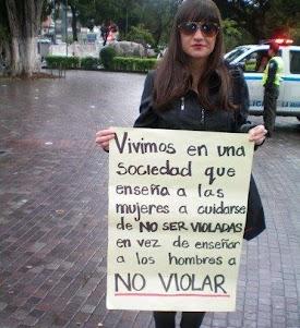 Noticias criminología. Violencia contra la mujer. Marisol Collazos Soto