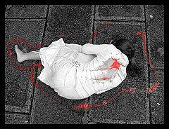 Noticias criminología. Mi marido me pega lo normal. Marisol Collazos Soto