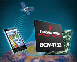Actualidad Informática. Chip GPS de Broadcon, que permite GPS en interiores. Rafael Barzanallana