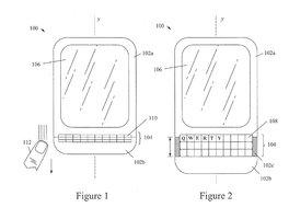 Actualidad Informática. BlackBerry patenta teclado físico retráctil . Rafael Barzanallana. UMU