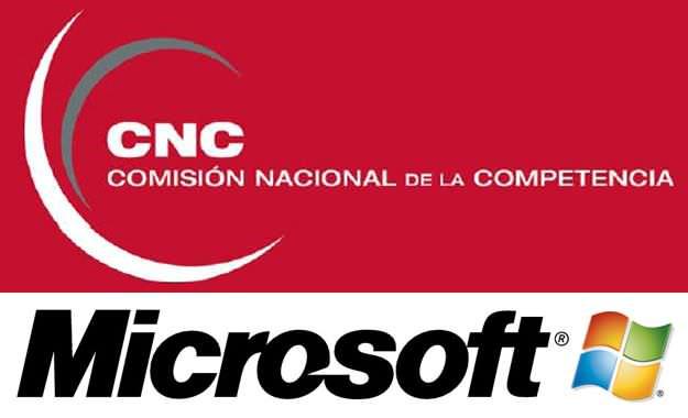 Actualidad Informática. CNC investiga a Microsoft por prohibir reventa software. Rafael Barzanallana