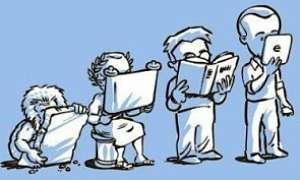 Actualidad Informática. Evolución de la lectura. Rafael Barzanallana