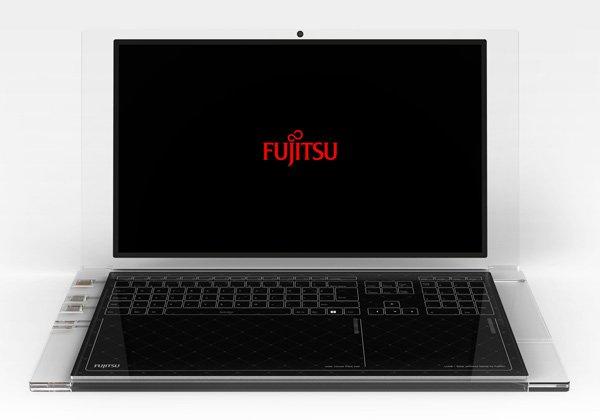 Actualidad informática. Fujitsu con energía solar. Rafael Barzanallana