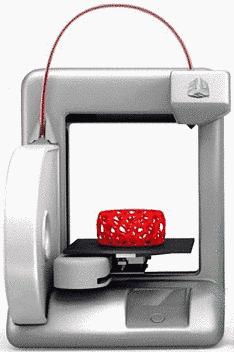 Actualidad Informática.Disponible la primera impresora 3D asequible . Rafael Barzanallana