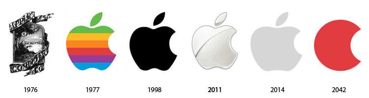 Actualidad informática. logos Apple. Rafael Barzanallana