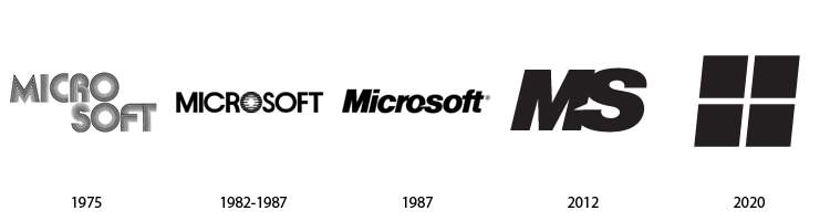 Actualidad informática. logos Microsoft. Rafael Barzanallana