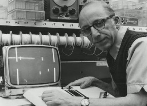 Actualidad Informática. Primera consola de juegos, Magnaox (Philips) Odissey. Rafael Barzanallana