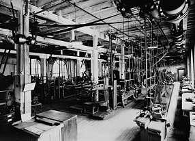 Actualidad Informática. Primer laboratorio industrial, Tomás Edison. Rafael Barzanallana