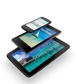 Actualidad Informática.Nuevos productos Google Nexus. Rafael Barzanallana. UMU