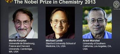 Actualidad Informática. Premio Nobel Química 2013: Karplus, Levitt y Warshel por la bioquímica computacional. Rafael Barzanallana. UMU