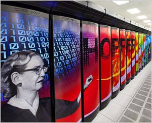 Actualidad Informática. Grace Hopper, el ordenador que procesó los datos del satélite Planck. Rafael Barzanallana. UMU