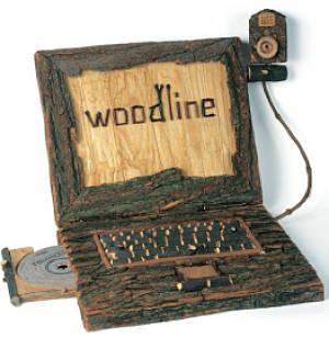 Actualidad Informática. Woodline, ordenador de madera. Rafael Barzanallana. UMU
