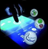 Actualidad Informática. Pantallas tñactiles detectan biomoléculas de interés en medicina. Rafael Barzanallana