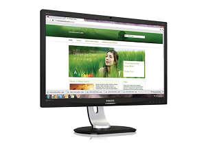 Actualidad Informática. Philips presenta Ergosensor, una pantalla de ordenador que ayuda a corregir la postura. Rafael Barzanallana