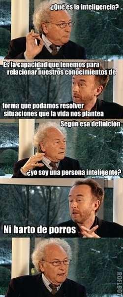 Actualidad Informática. El divulgador Eduardo Punset y la física cuántica. Rafael Barzanallana. UMU