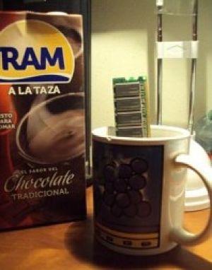 Actualidad Informática. Chocolate RAM a la taza. Rafael Barzanallana. UMU