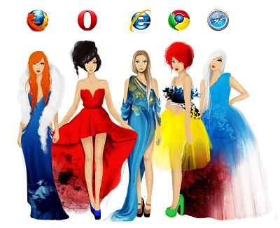 Actualidad Informática. Si los navegadores fueran como mujeres. Rafael Barzanallana