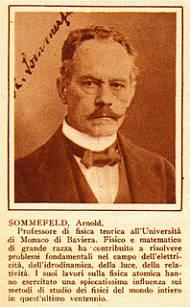 Actualidad Informática. Sommerfeld y apofenia cuántica. Rafael Barzanallana. UMU