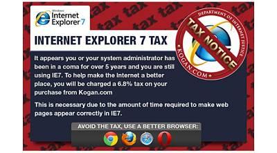 Actualidad Informática. Sobreprecio en tienda en línea al usar Internet Explorer. Rafael Barzanallana