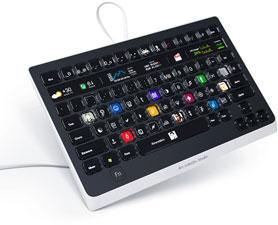 Actualidad Informática. Teclado LED que actúa como pantalla. Rafael Barzanallana