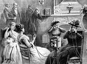 Actualidad Informática. Telefon Hírmondó, el periódico sin papel de 1893. Rafael Barzanallana. UMU