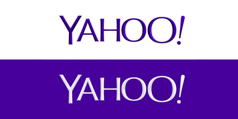 Actualidad Informática. Nuevo logo de Yahoo. Rafael Barzanallana. UMU