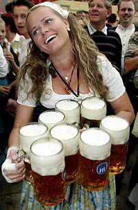 Toca Comer. Cerveza alemana. Marisol Collazos Soto