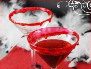 Toca Comer. Marisol Collazos Soto. Cóctel sangre Martini