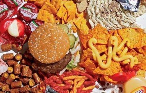 Toca Comer. Comida basura y niños. Marisol Collazos Soto