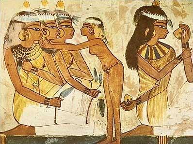 Toca Comer. Revolución Egipto y precio del trigo. Marisol Collazos Soto