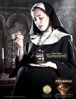 Toca Comer. Marisol Collazos Soto. Monja embarazada