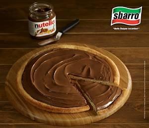 Toca Comer. Pizza de crema al cacao . Rafael Barzanallana